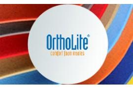 Материал в спортивных стельках Ortholite