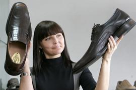 Уменьшаем размер обуви правильно