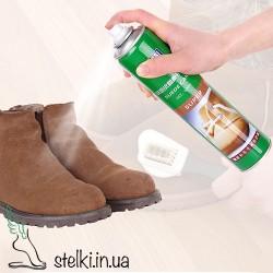 """Средство для покраски замшевой обуви """"Eykosi"""""""