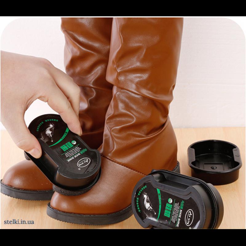 6482a43f0 Средство для придания блеска кожаной обуви| Средства по уходу за обувью