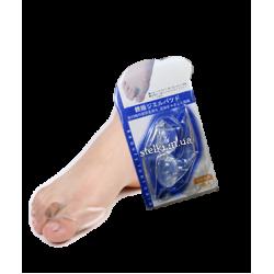 Силиконовые межпальцевые перегородки  с протектором на большой палец