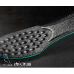 Стельки повседневные из переработанных материалов с антибактериальной пропиткой