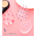 Силиконовый спонж для нанесения крема, сывороток и макияжа