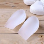 Фиксирующие силиконовые подпяточники для увеличение роста и смягчения пятки