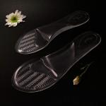 Женские силиконовые стельки с большим подъемом под сводом стопы на клейкой основе, универсальный размер