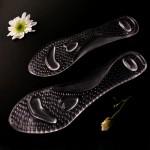 Женские силиконовые стельки с ортопедической подушкой под сводом стопы на клеящейся основе, универсальный размер