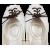 Силиконовые стельки под переднюю часть стопы  с массажной подушкой
