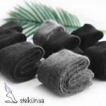 Теплые зимние носки из натуральной шерсти
