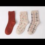 """Набор женских носков Caramella """"Classic"""", 3 пары"""