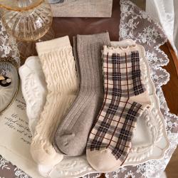 """Набор женских носков Caramella """"Retro Style"""", 3 пары"""