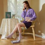 "Набор женских носков Caramella ""Purple Story"", 6 пар"