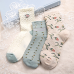 """Набор женских носков Caramella """"Floral"""", 3 пары"""