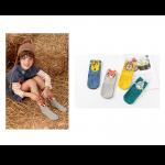 """Набор детских носков Caramella """"Animals"""", 4 пары"""