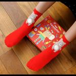 "Набор носков для детей ""Funny donkey for little"", 4 пары"