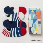 """Набор мужских носков Caramella  """"American Style"""", 4 пары"""