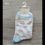 """Женские носки """"Flamingo"""""""
