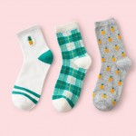 "Набор женских носков ""Pineapple"", 3 пары."