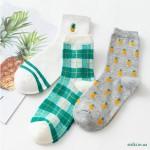 """Женские носки """"Pineapple"""""""