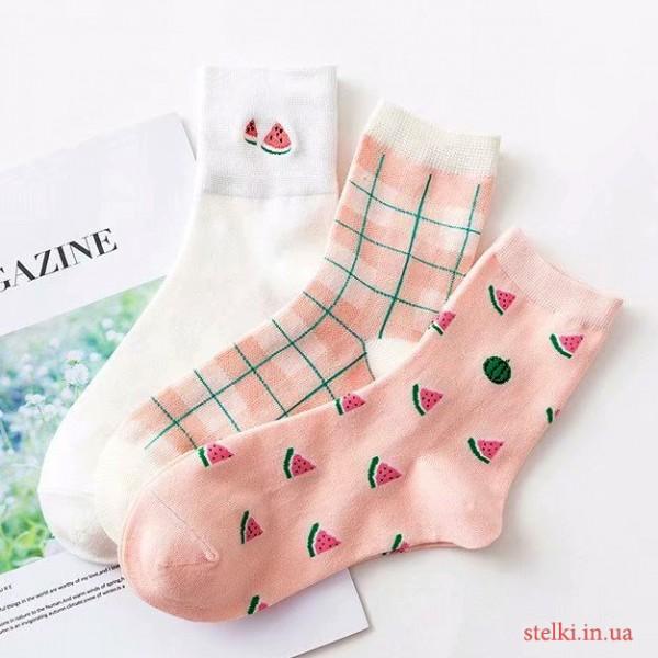 "Женские носки ""Watermelon"""