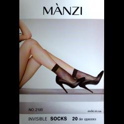 Капроновые носки Manzi 20 den