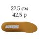 27.5 см/42.5 размер; песочный цвет (Running)