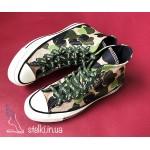 Плоские шнурки для обуви цветные Пепси и Спрайт, 120 см
