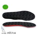 Стельки в спортивную и повседневную обувь (материал Ortholite)