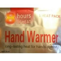 Грелки для рук «Hand warmer»  на 8 часов