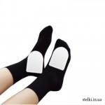 Одноразовые полустельки с подогревом  (химические) под носок на 8 часов