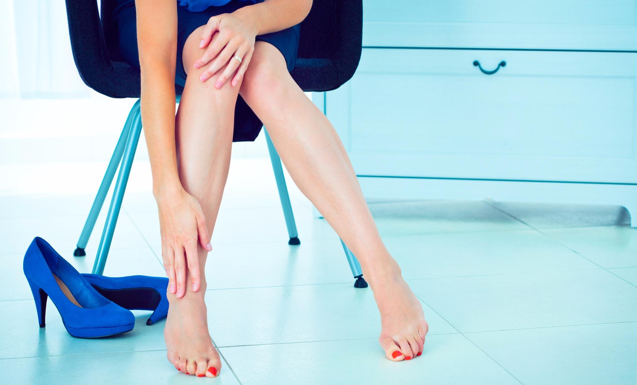 силиконовые стельки спасут от боли и мозолей