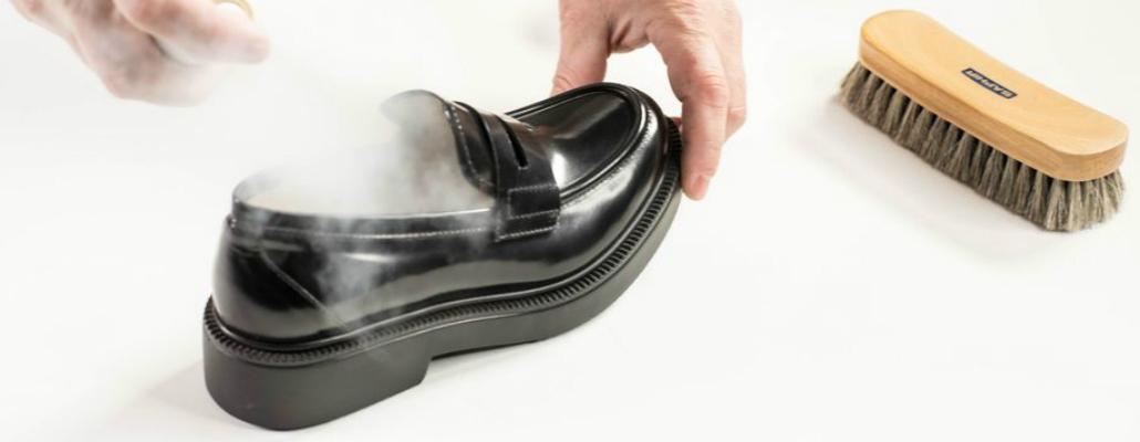 уменьшение обуви в домашних условиях