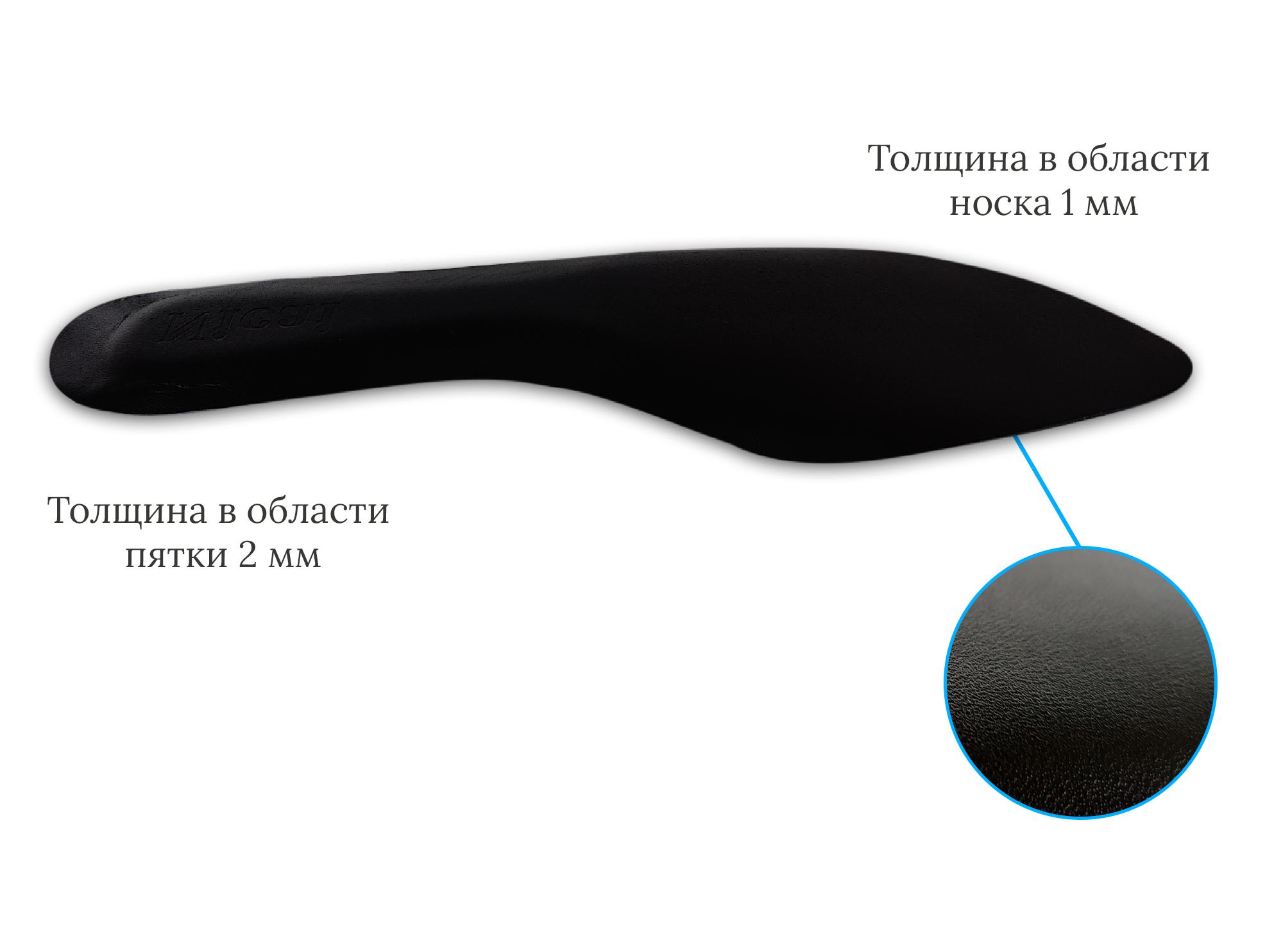 кожаные стельки для модельной обуви
