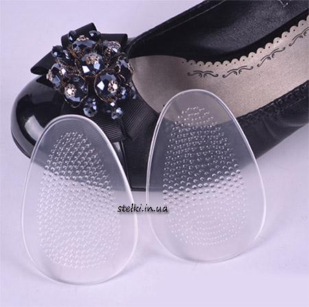 силиконовые стельки для каблуков